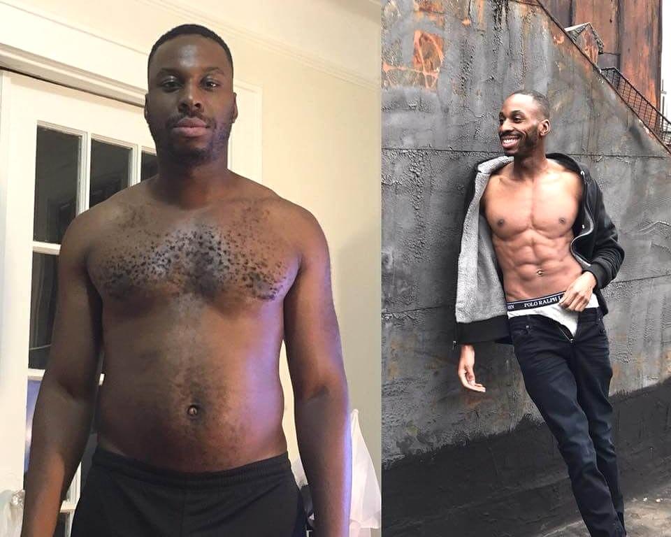 Lost 32 lbs & Got Six-Pack