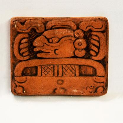 Mayan Facing Left