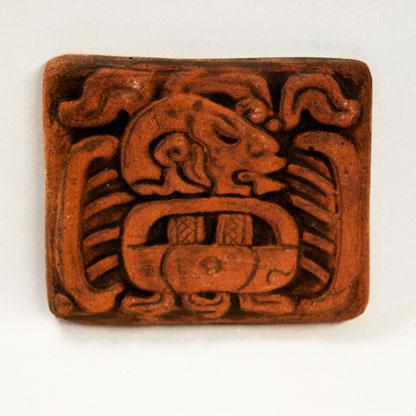 Mayan Facing Right