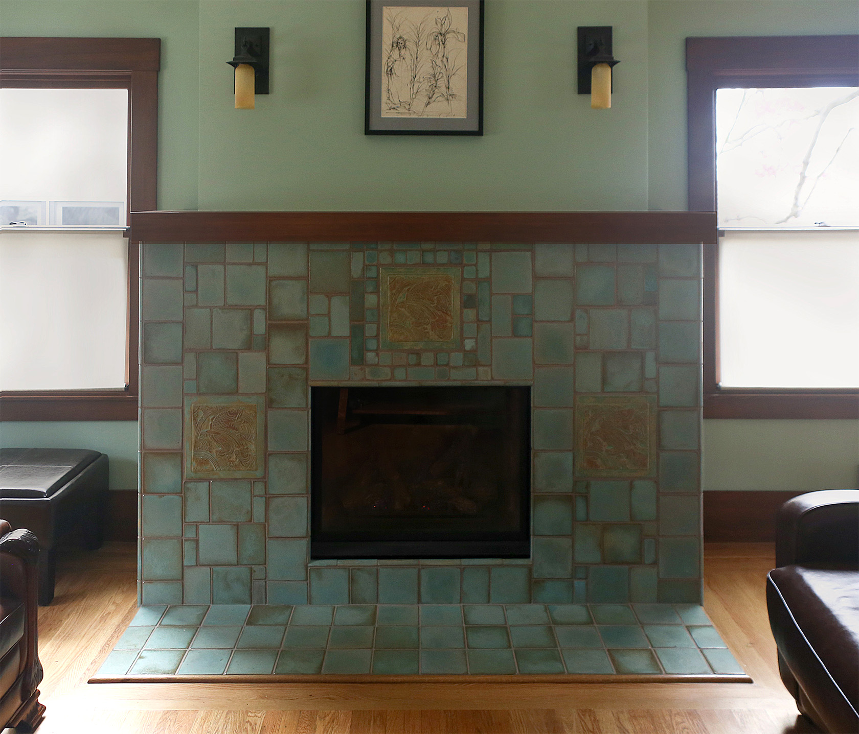 Kojima-Renaker Fireplace