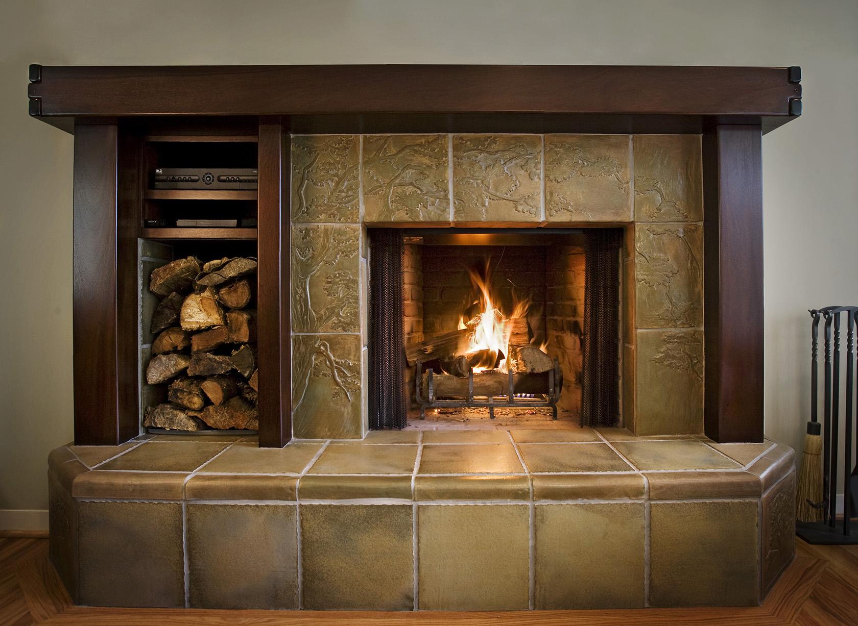 Stouffer-Hammond Fireplace