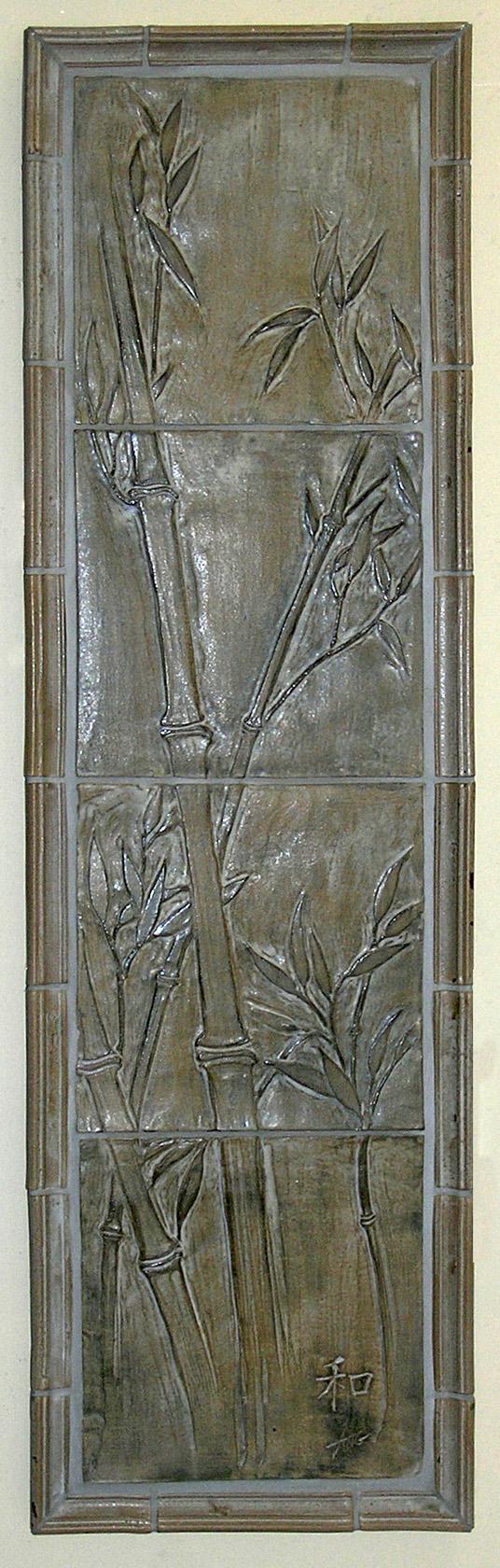 Bamboo Framed