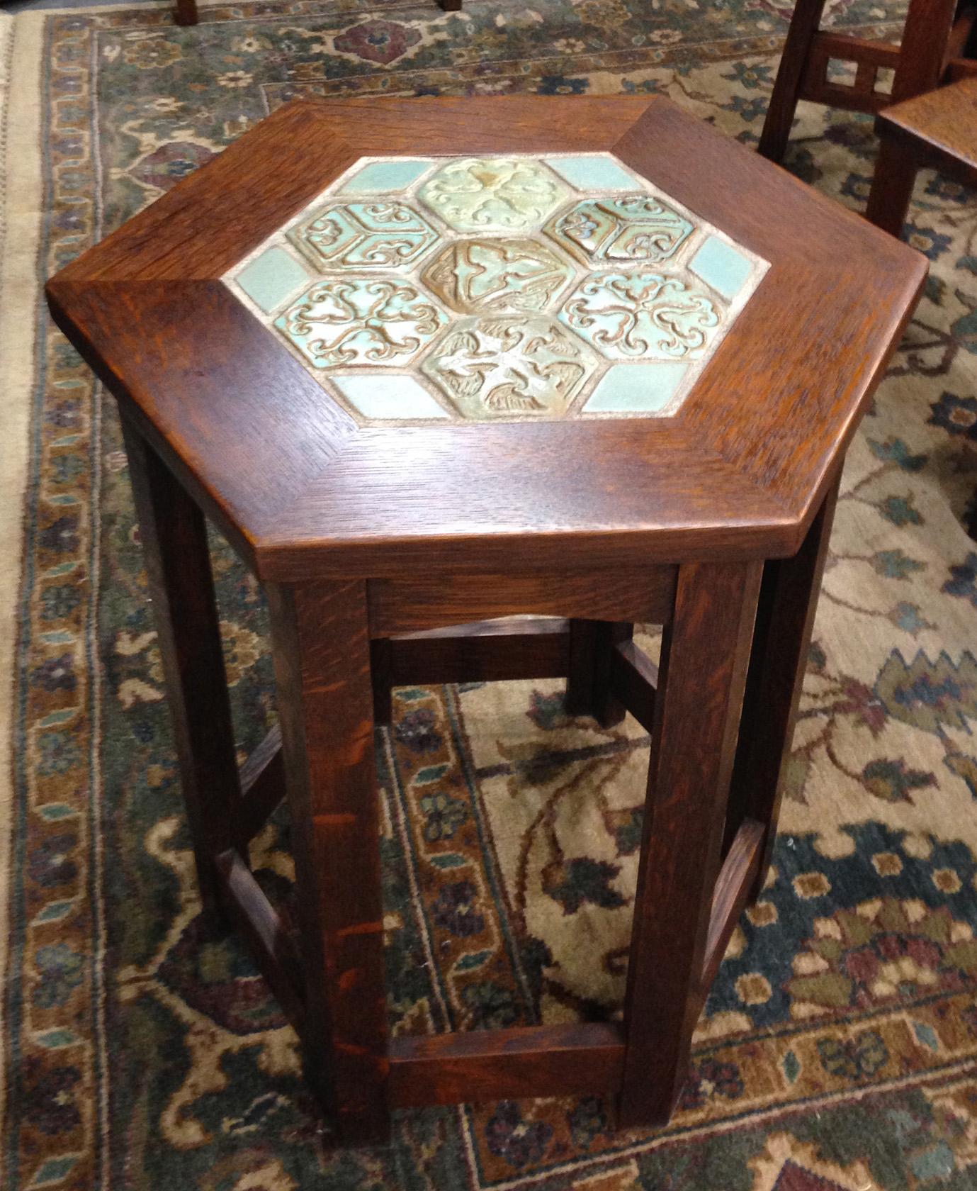 Devlin Hex Table