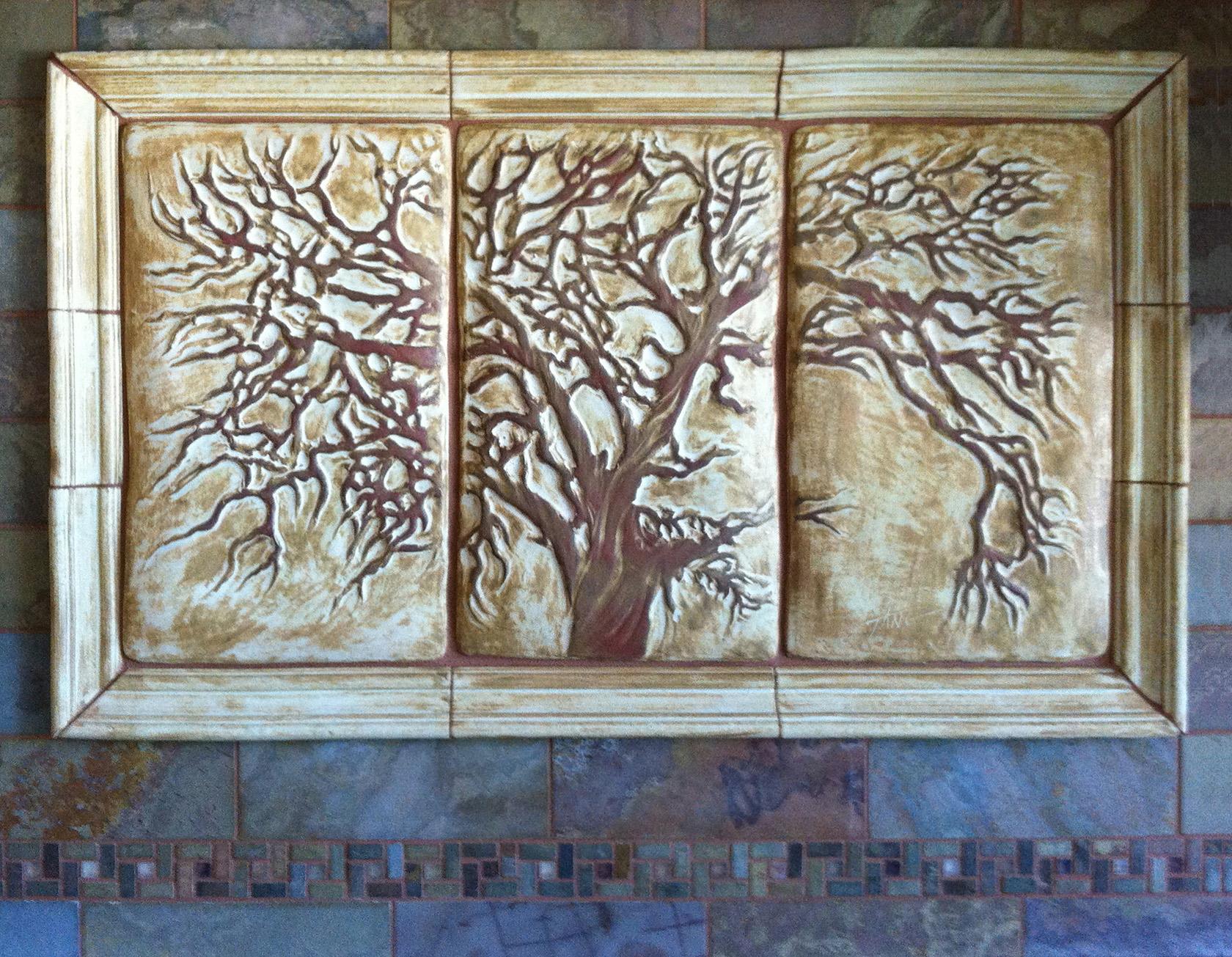 Oaktree Framed
