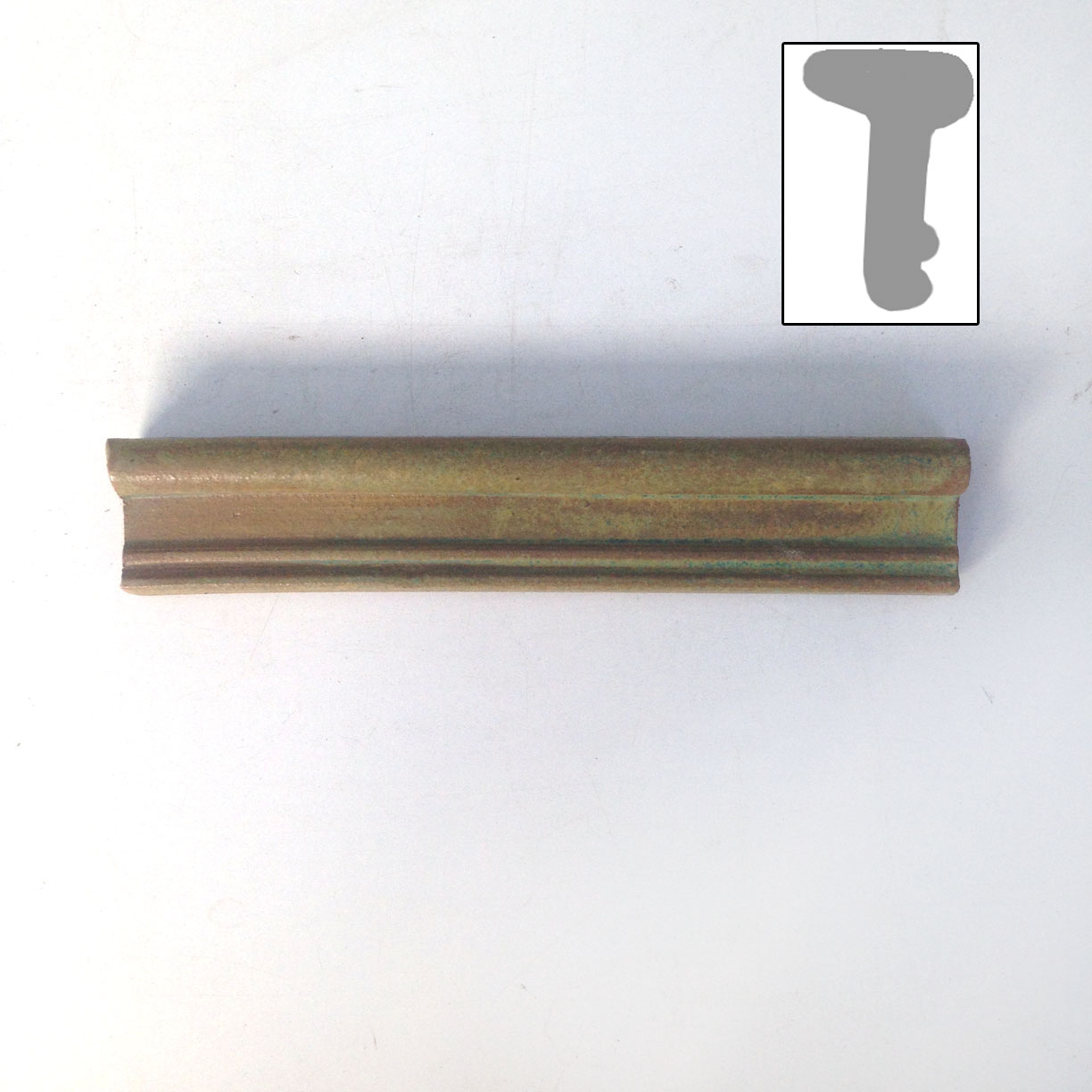 "Moulding Cap - 1.125""x1.375"" cut to length"