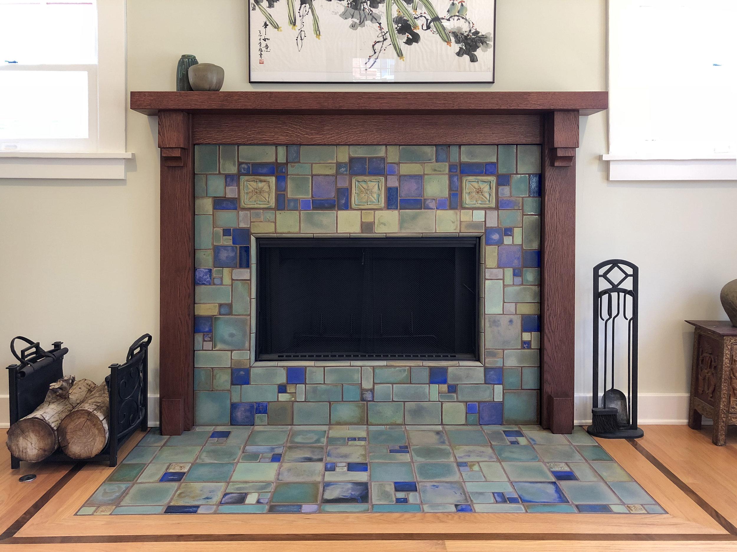 Hicks Fireplace