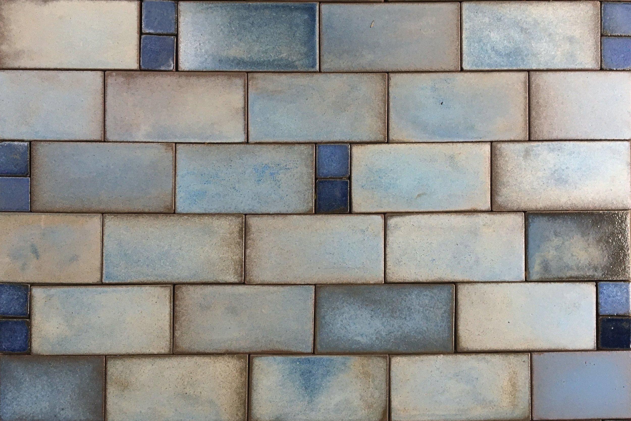 Light Blue Stone Blend -