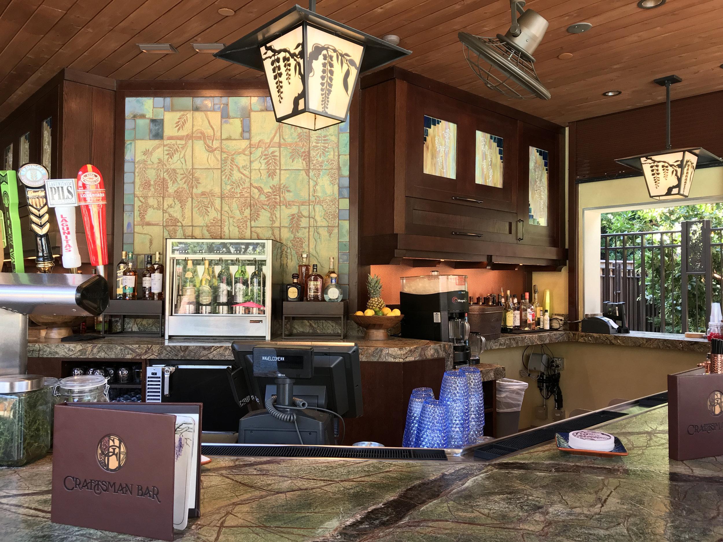 Wisteria Bar