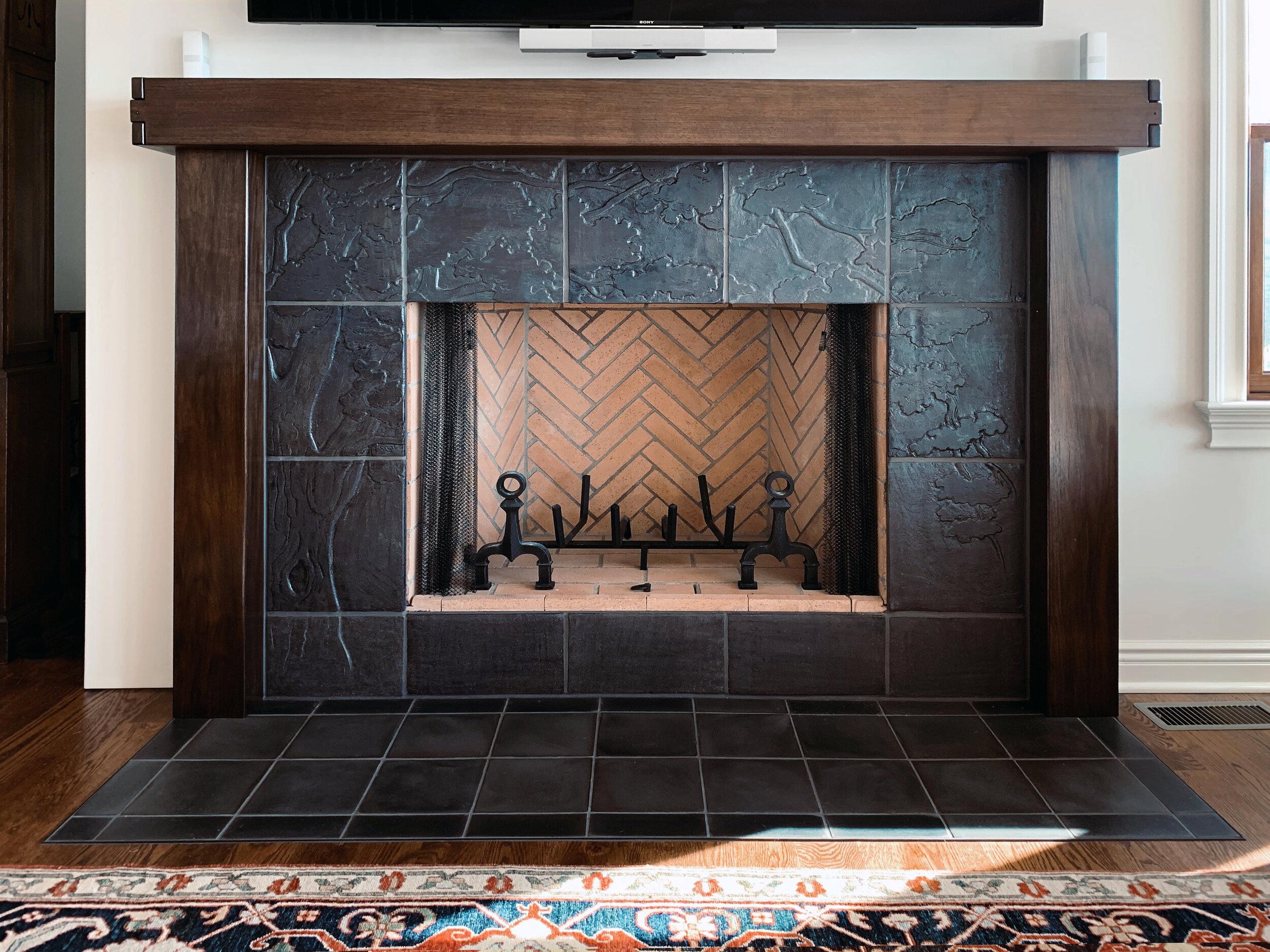Dorn Fireplace
