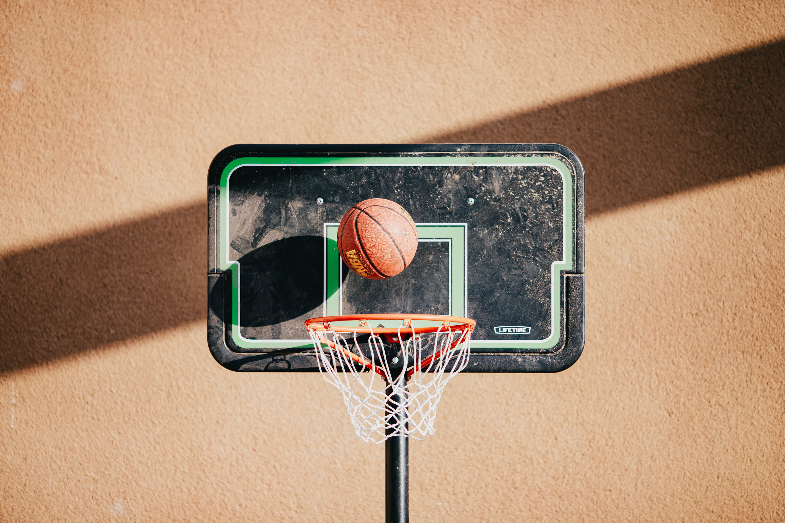 Weekly  Basketball  - Thursdays 5:30PM. All levels welcome, details and registration  here .
