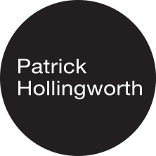 Website and brochure copy | Patrick Hollingworth
