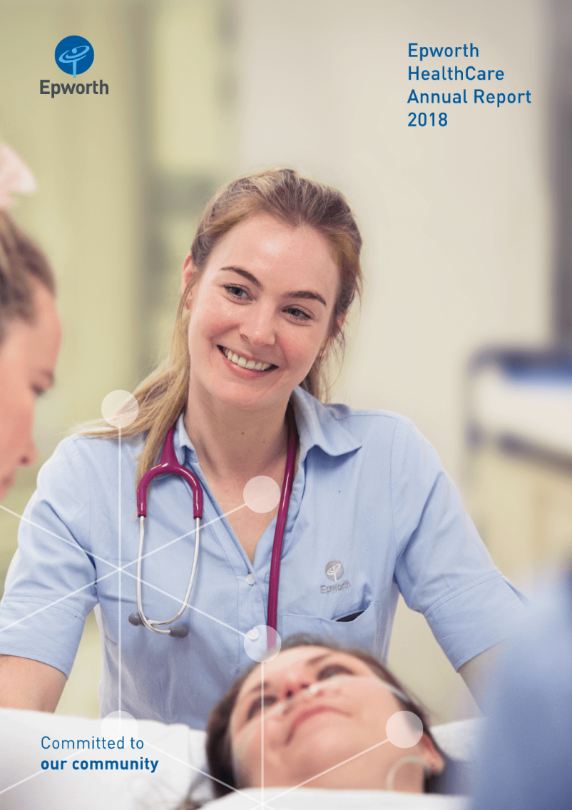 Epworth HealthCare Annual Report 2018