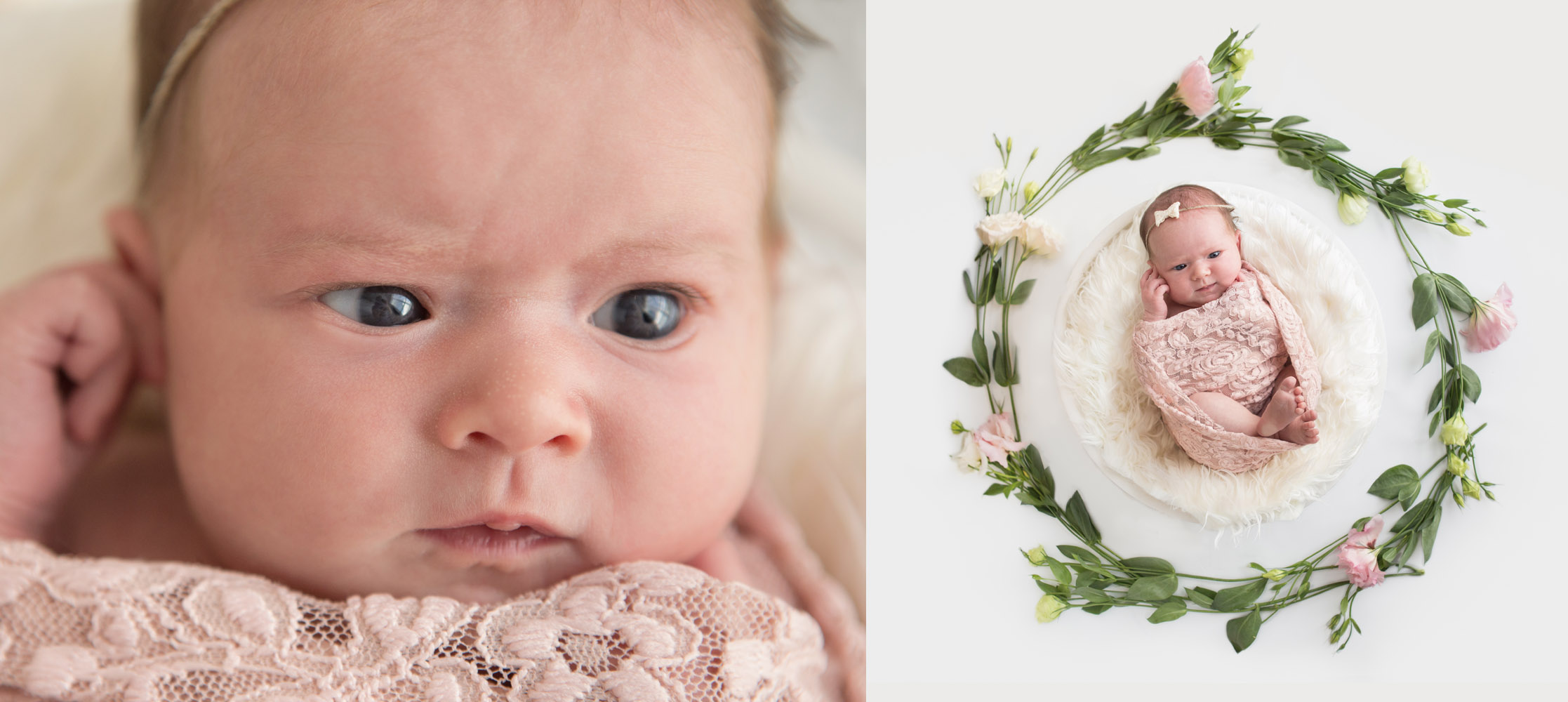 Hamilton-newborn-photography-baby-with-fresh-flowers.jpg