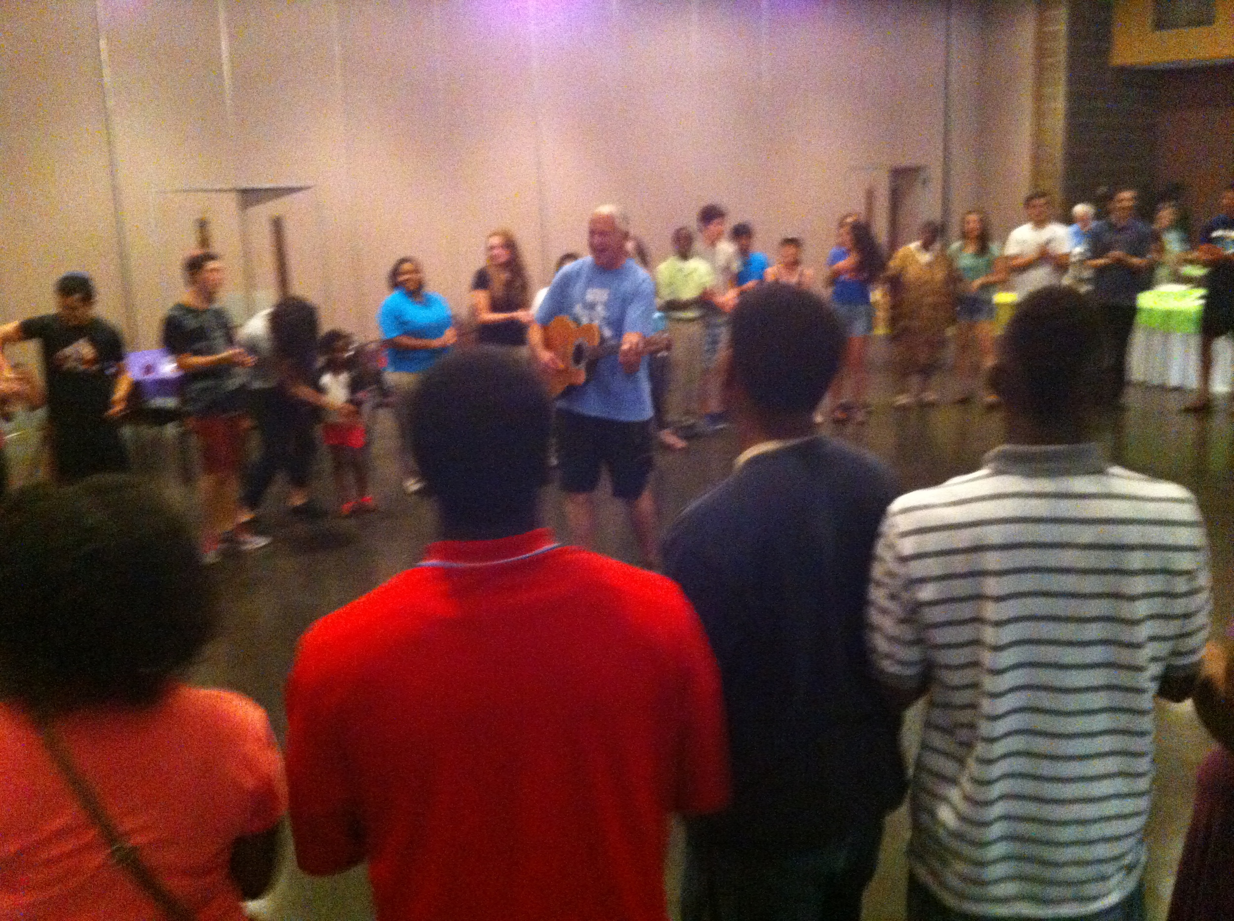 Camp Lighthouse Teen Leadership Circle