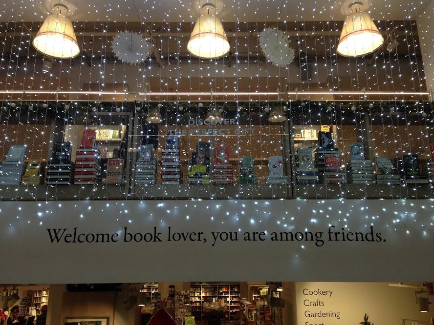 Foyle's bookstore