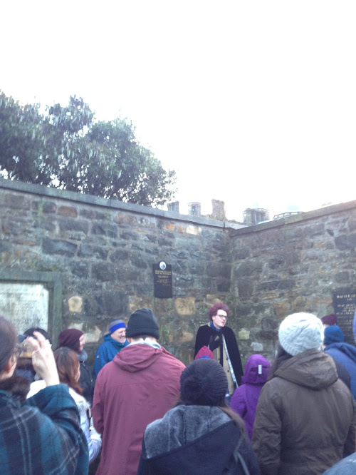 A Harry Potter tour we did in Edinburgh