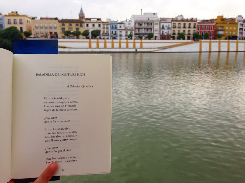 Reading Lorca by the Guadalquivir