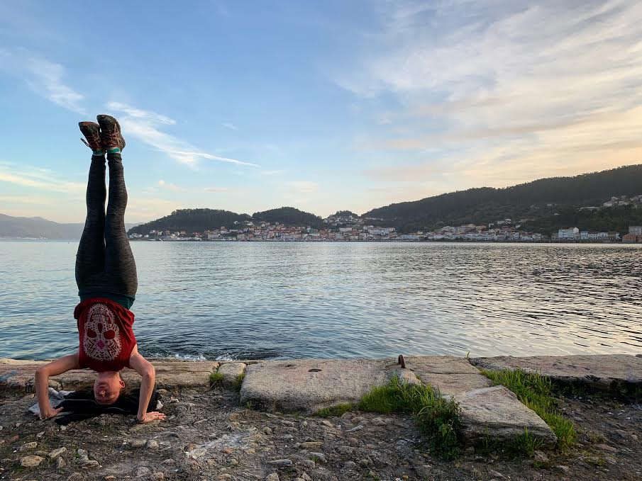 Yoga is a balm for my anxiety. What's yours?