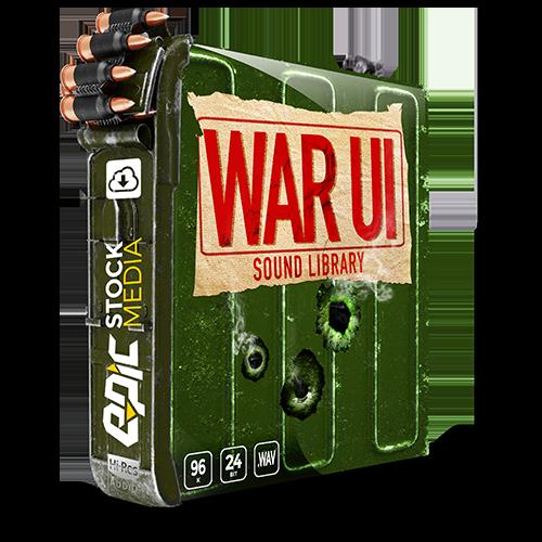 War UI May 2018   Provided: Source/Raw Sonds