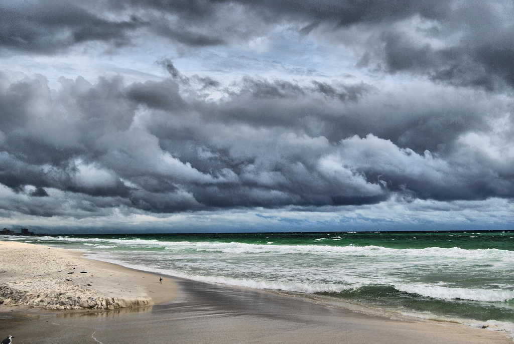 ( Storm Coming in Panama City Beach, Fl.  | Kim Hill)