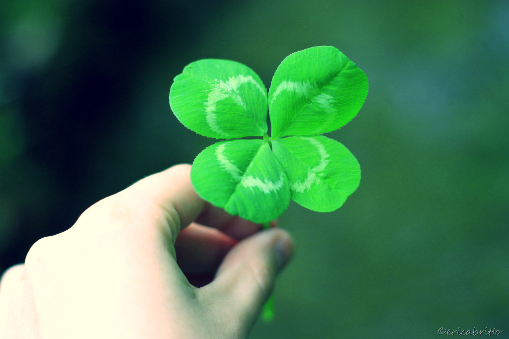 ( Lucky Day  | FromSandtoGlass)