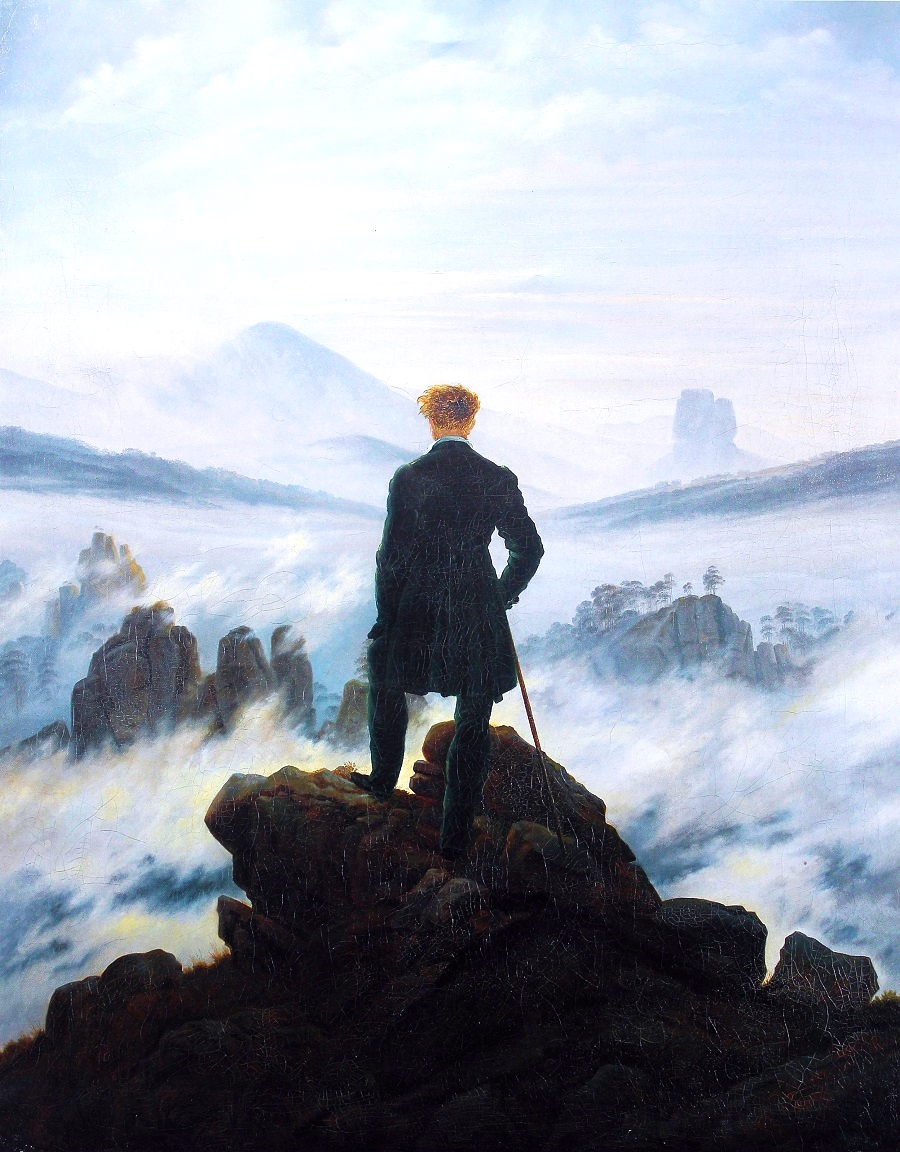"("" Wander Above the Sea of Fog "" 