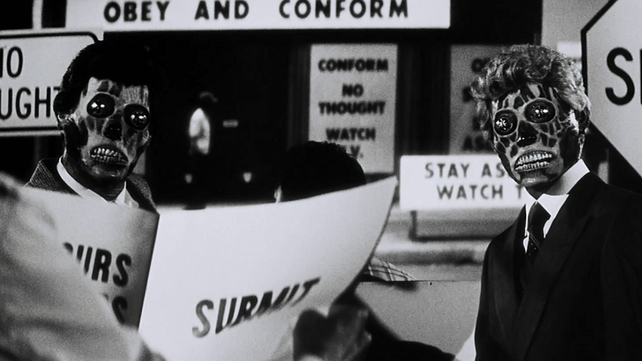 (From  They Live )