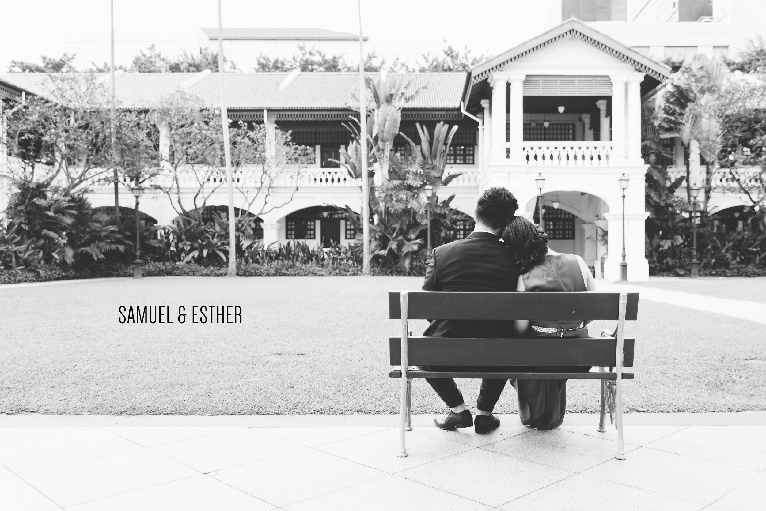 Samuel n Esther