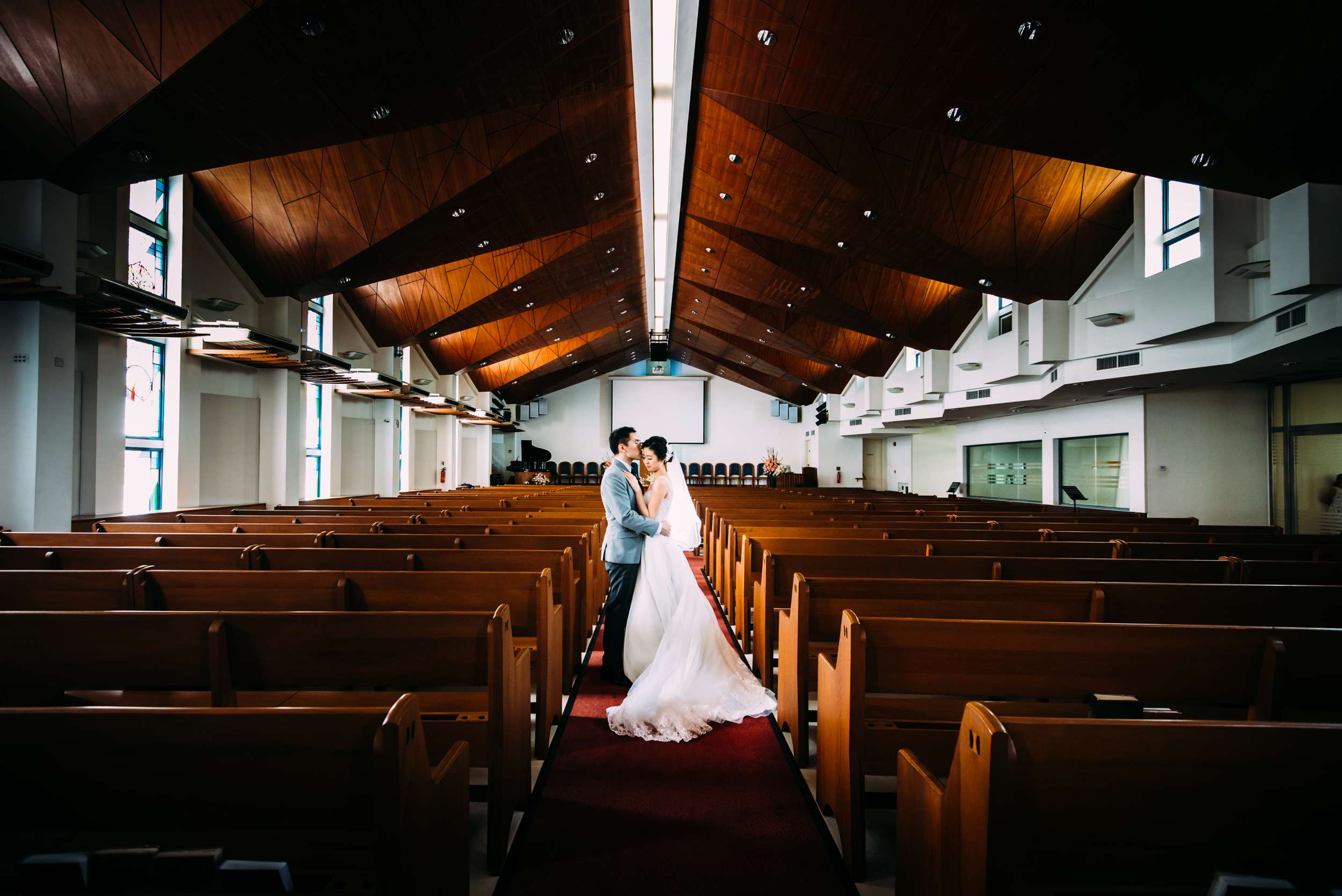Nic and Joyce Actual Day Wedding
