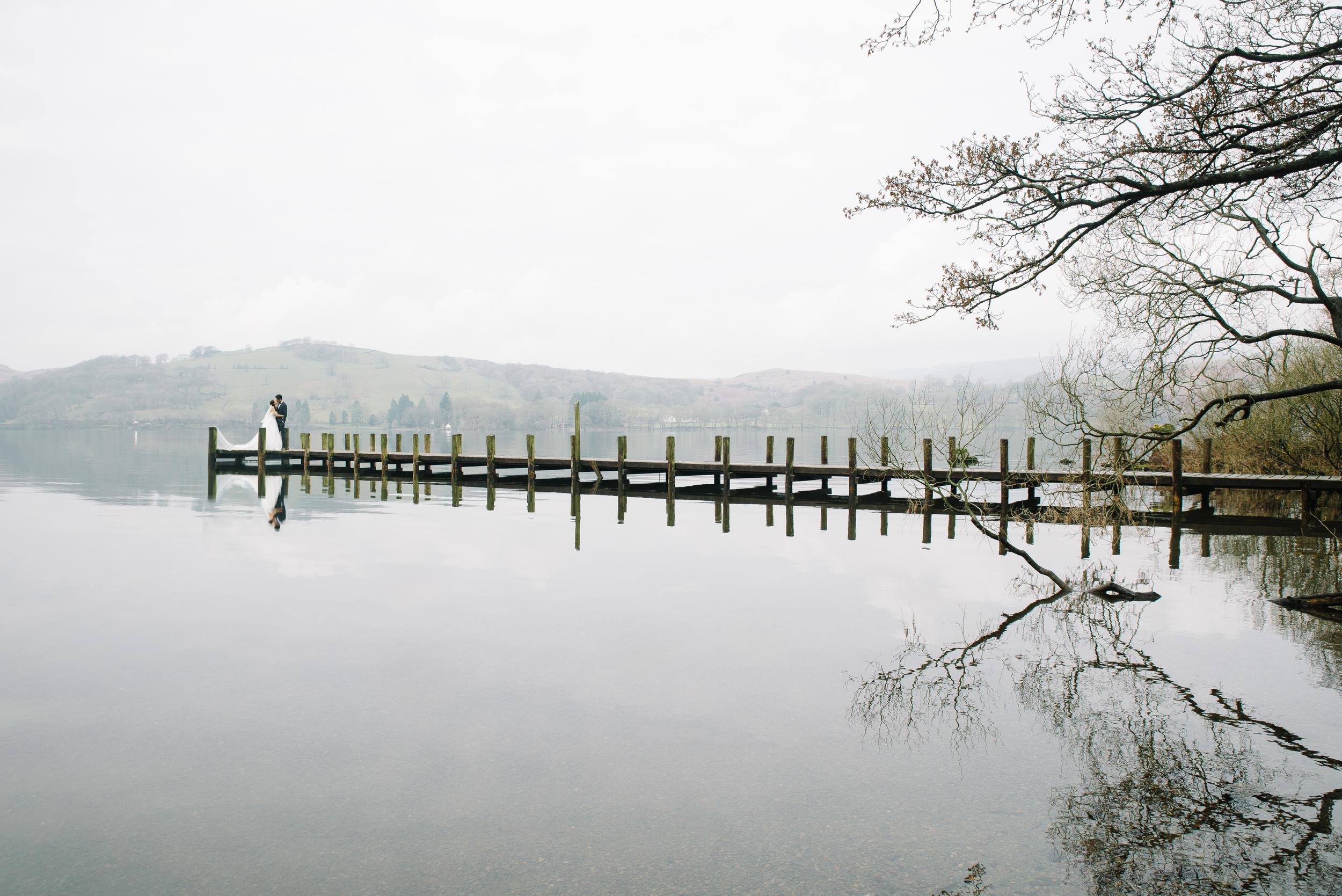 Pre Wedding Lake District