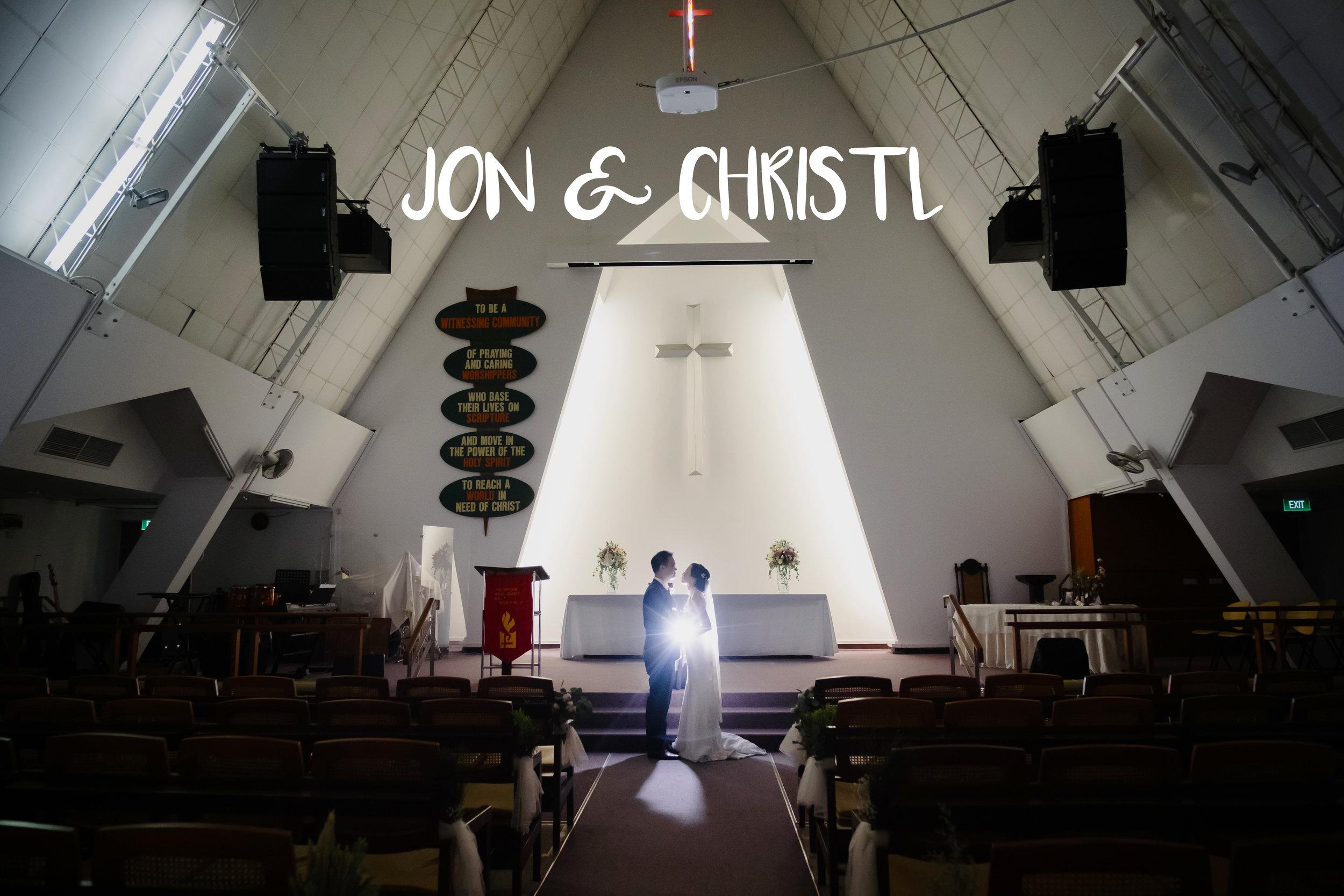 Jon n Christl