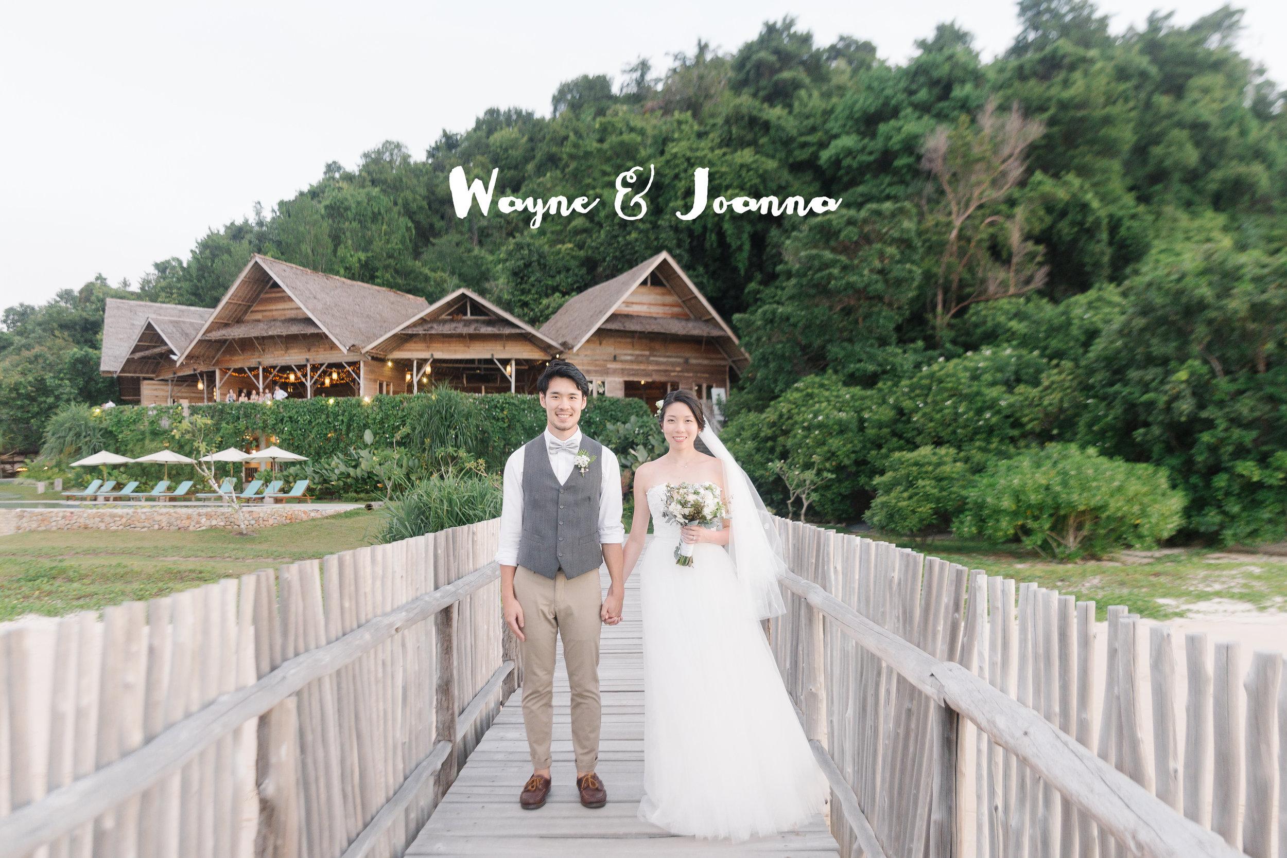 Wayne n Joanna