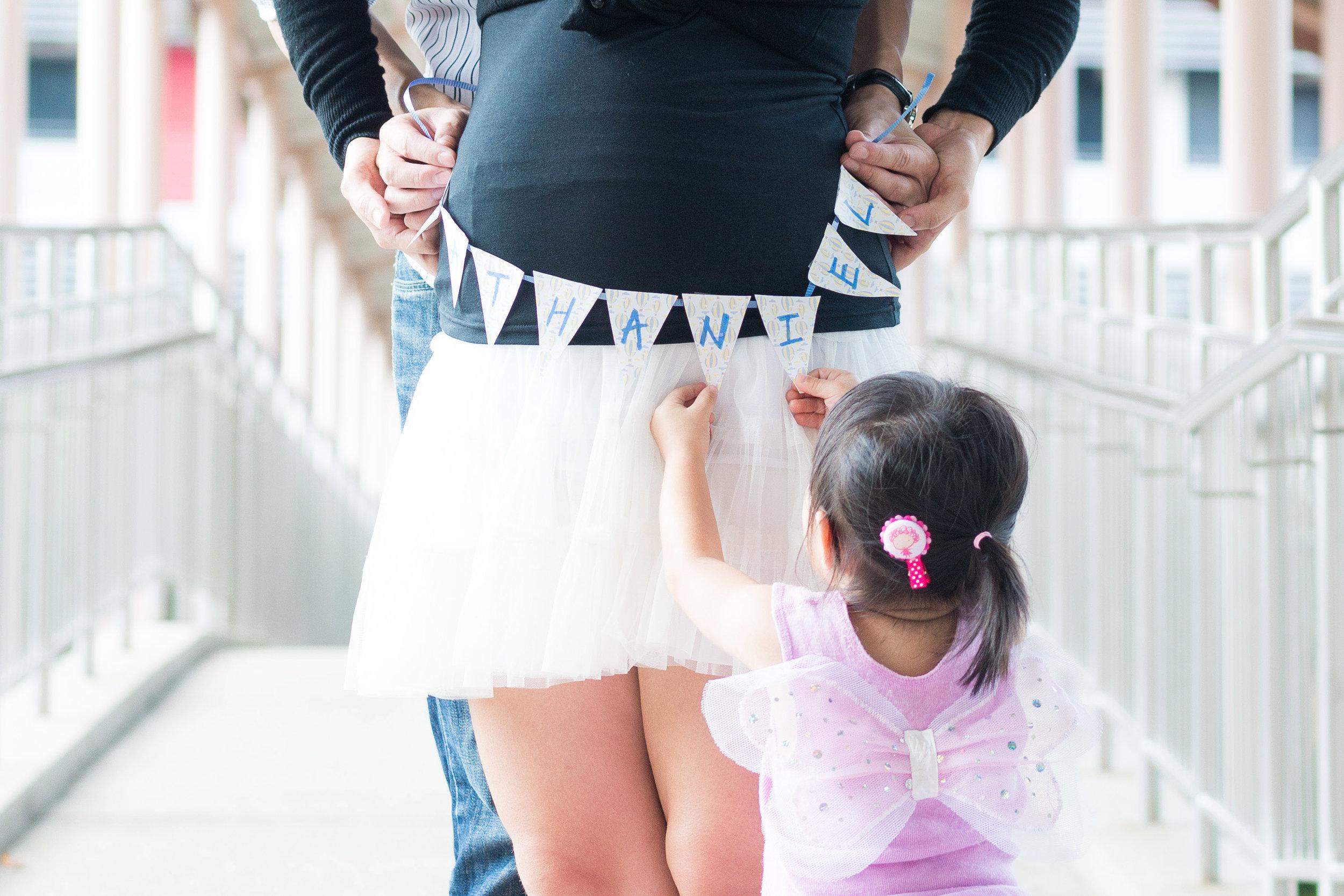 esther n jeremy | maternity