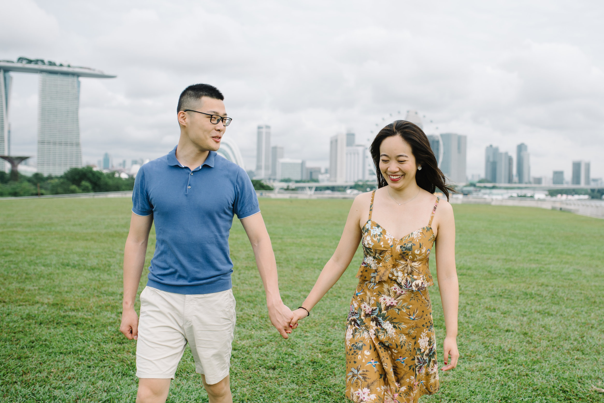 Singapore Prewedding Marina Barrage-1.jpg