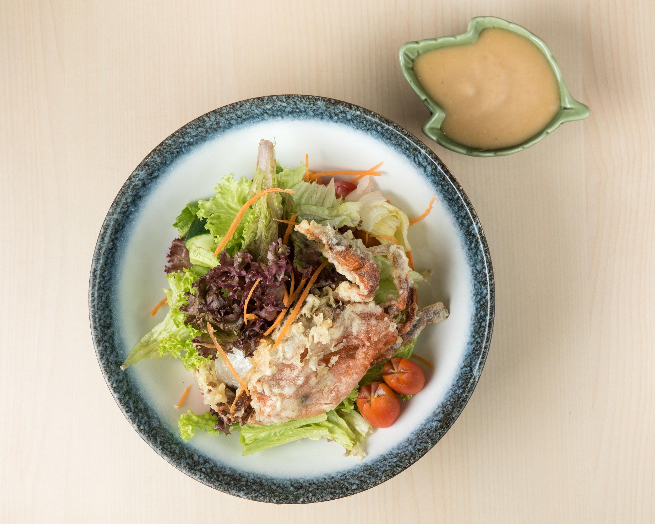 Azuma Sushi Japanese Restaurant_Soft Shell Crab Sarada_2880x2304.jpg