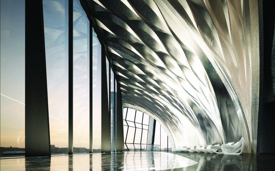 1000 Museum by Zaha Hadid
