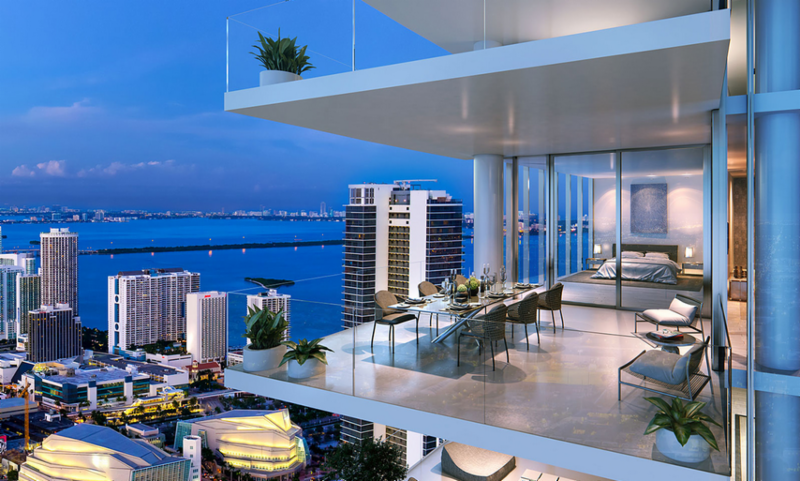 Paramount Miami World Center. Inquire: Elliot@Elliot-Lee.com