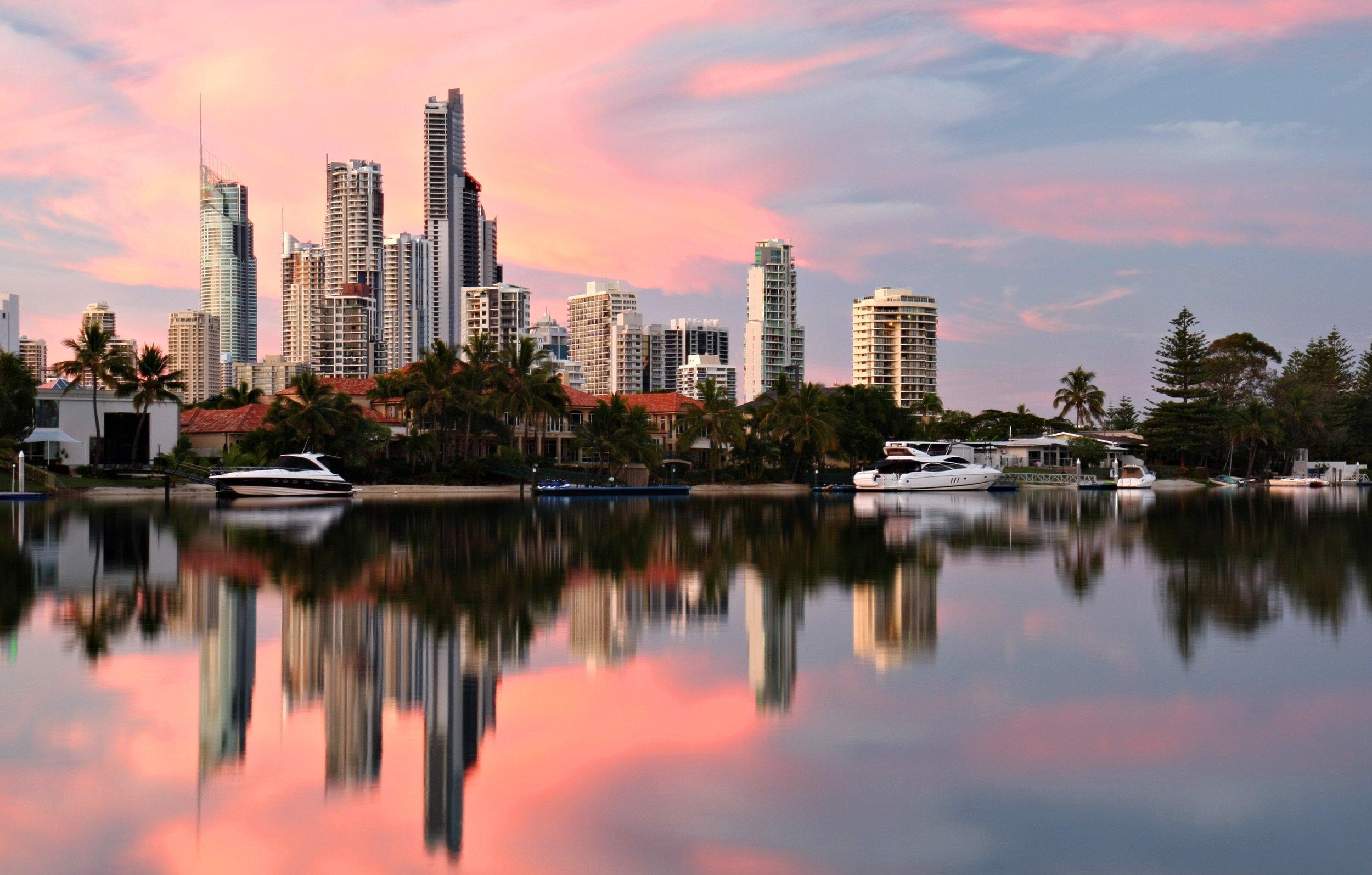 gold coast, australia - Sep 2017