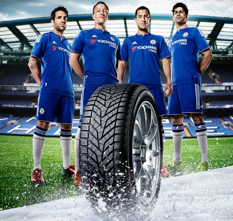 W.drive V905 Champions League like Chelsea FC