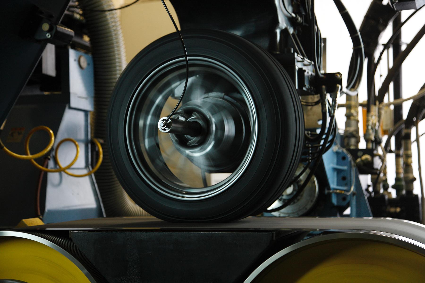 R&D Reifentest RADIC