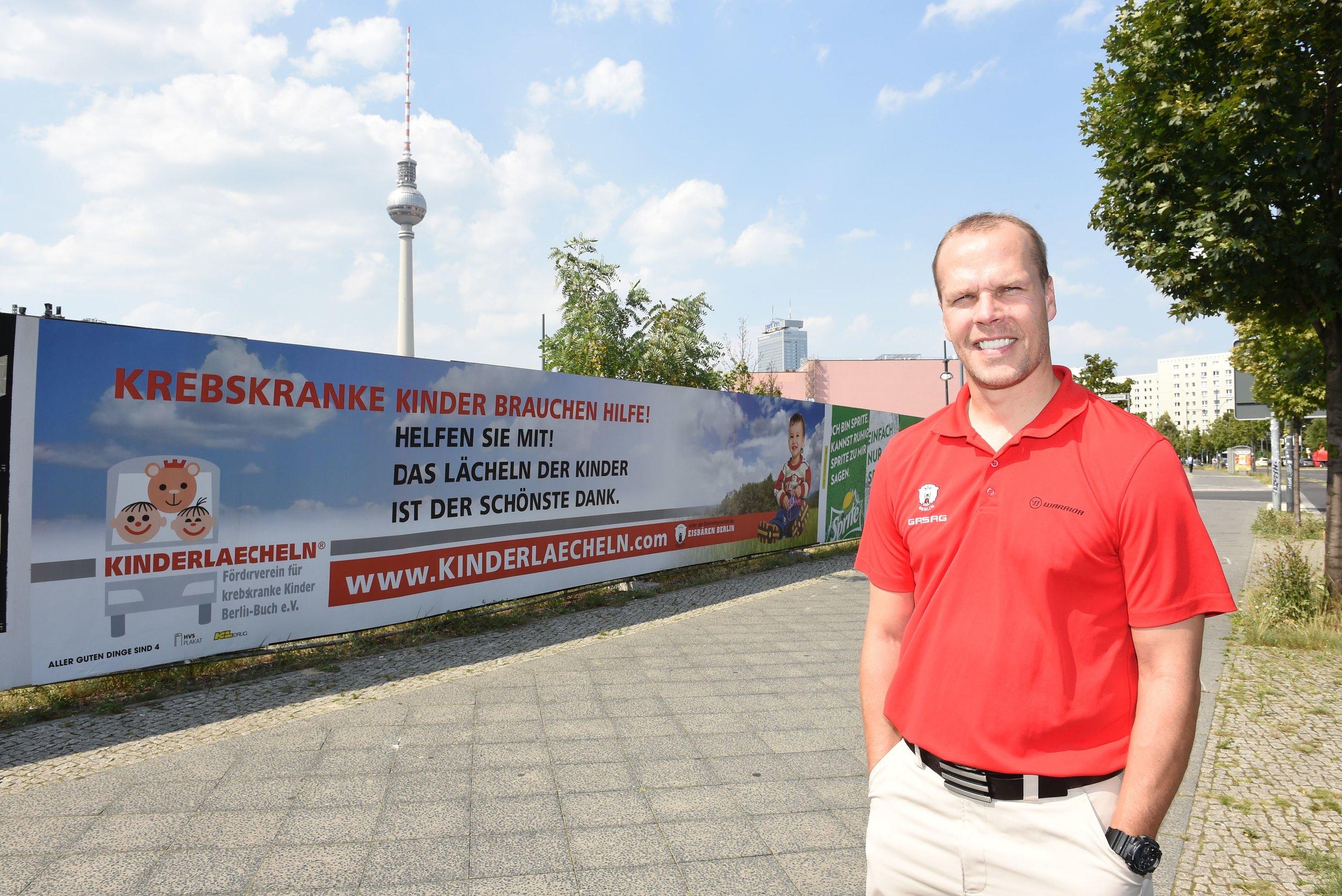 Stefan Ustorf, Sportlicher Leiter der Eisbären Berli