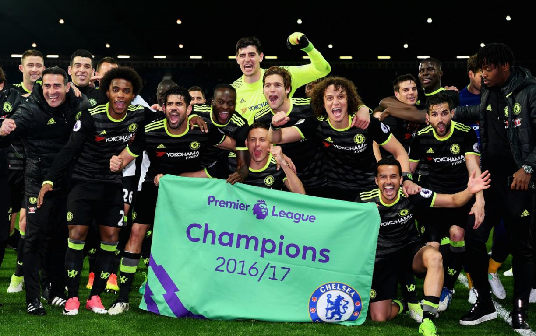 YOKOHAMA Shirt und Sponsorpartner des englischen Fußballclubs ChelseaFC