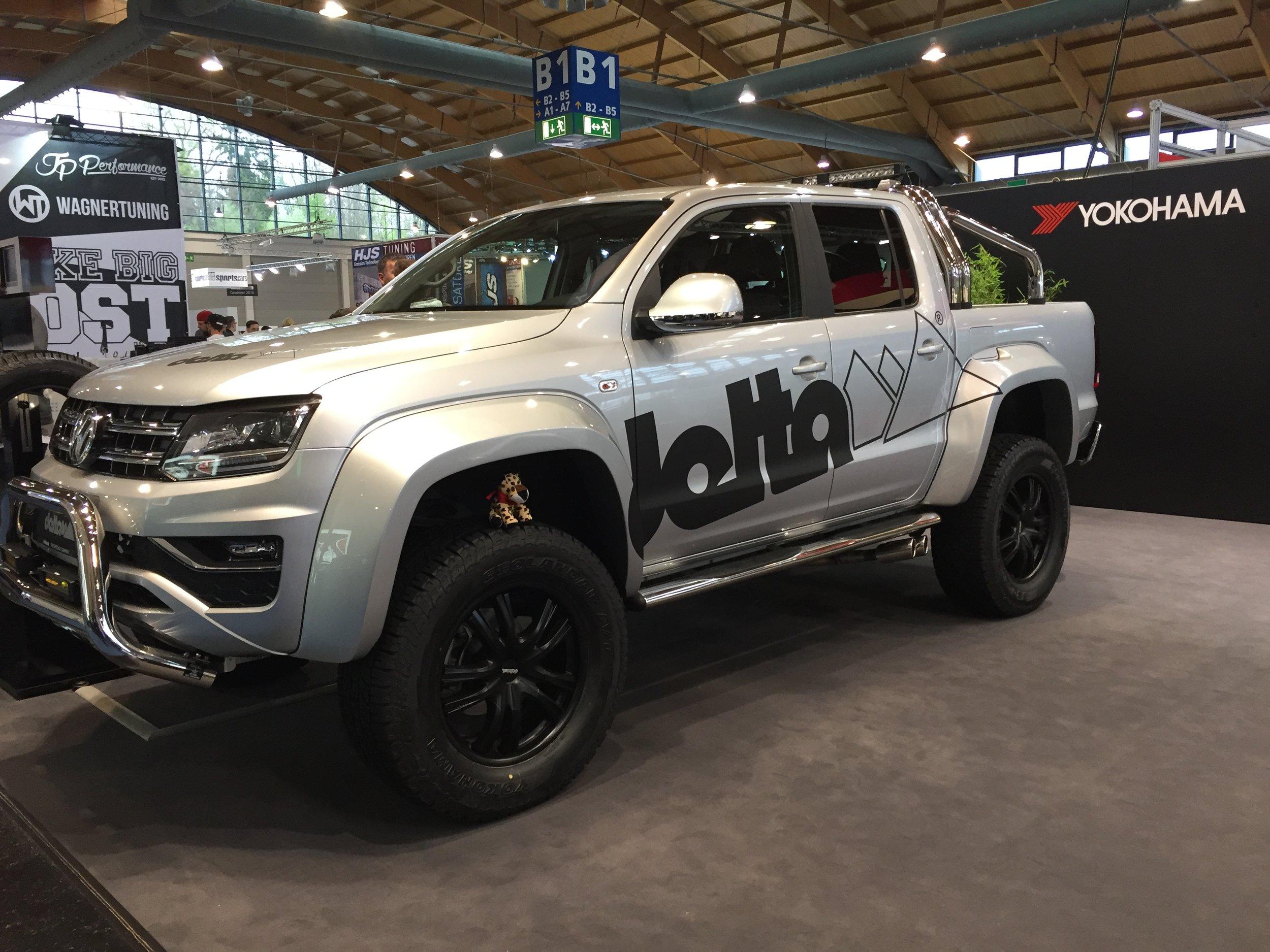 Delta4x4 VW Amarok