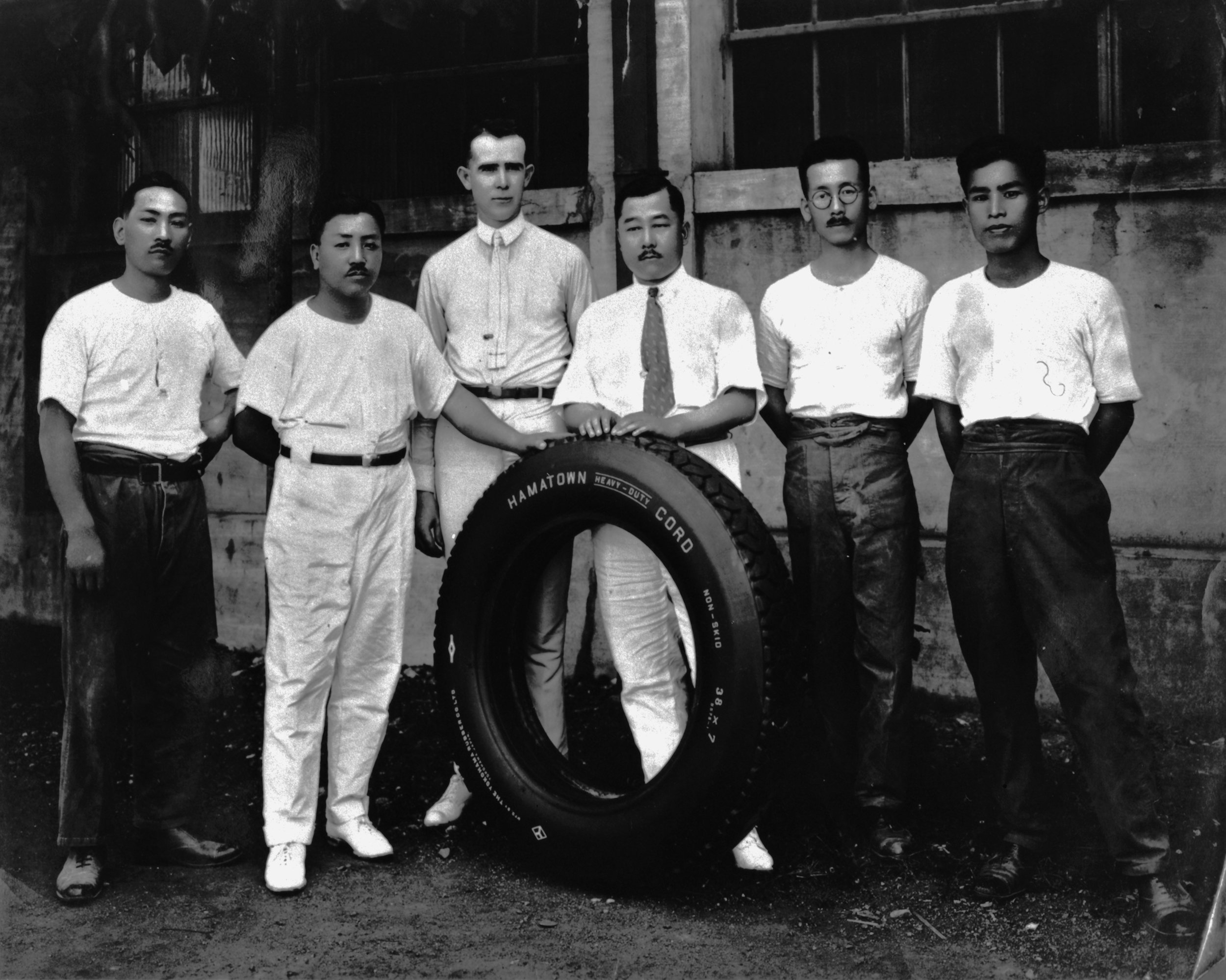 100 Jahre YOKOHAMA