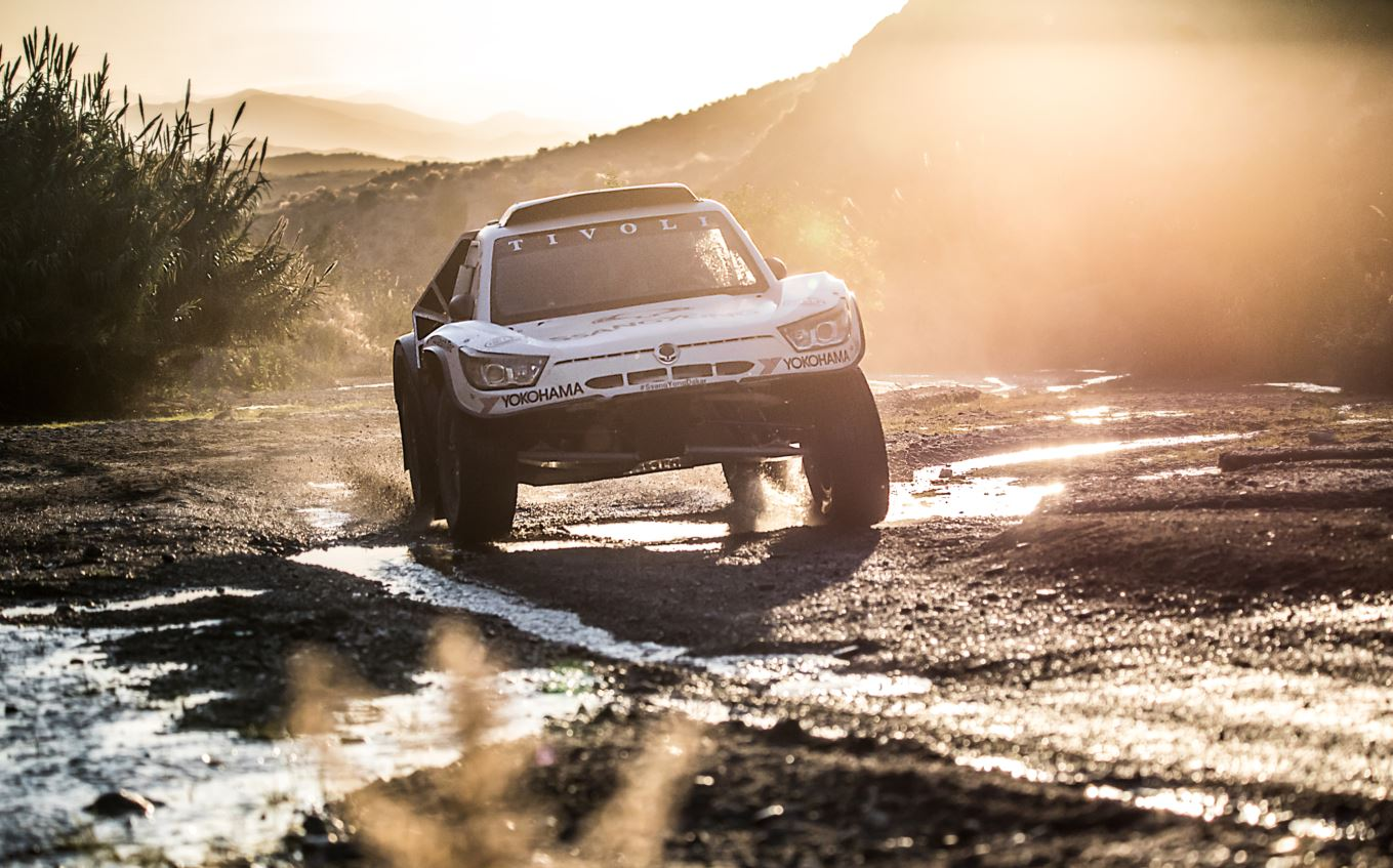Rallye Dakar 2018 YOKOHAMA SsangYong.JPG