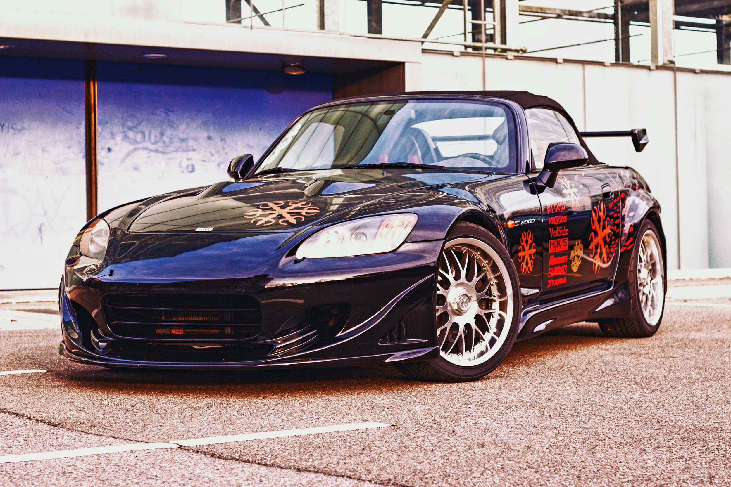 Honda S2000 aus the Fast and the furious