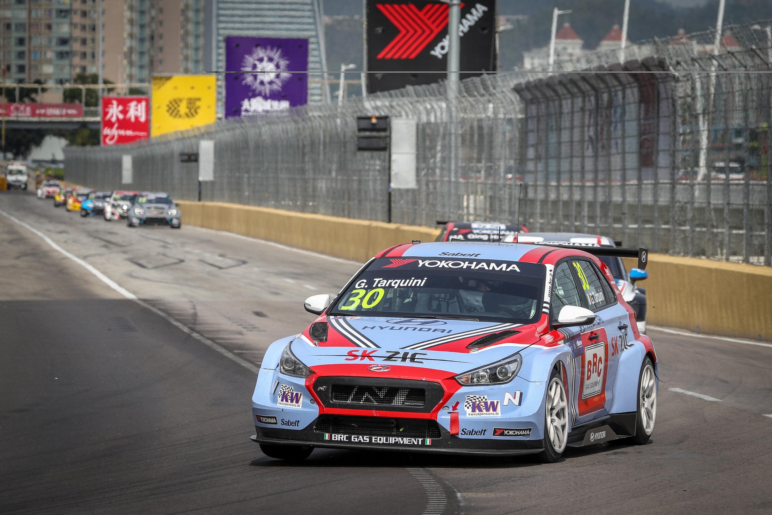 Tarquini WTCR 2018 Macau.jpg