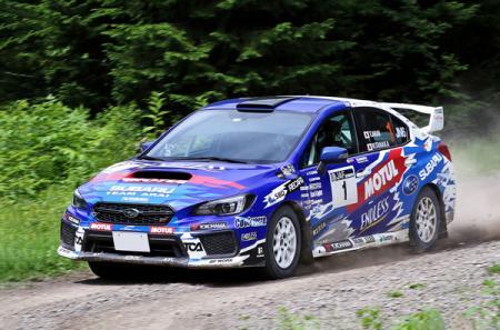 Fuji Subaru WRX STI Rallye