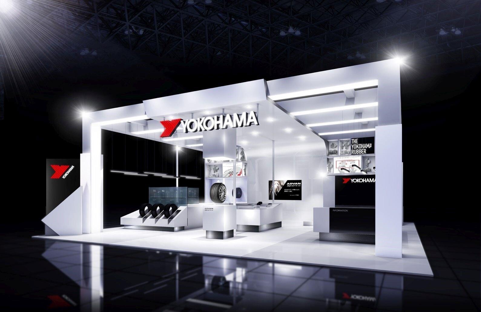Tokyo Motorshow YOKOHAMA Stand 2019
