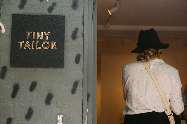 TINY TAILOR, CHIPPENDALE